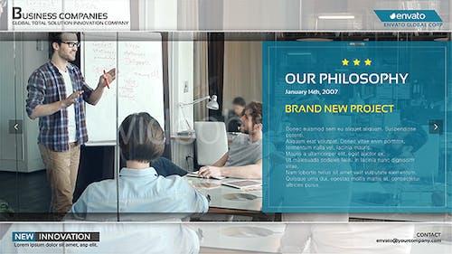 Corporate Business Profile