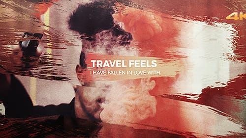 Travel Feels - Brush Slideshow