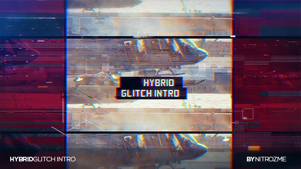 Thumbnail for Hybrid Glitch Intro
