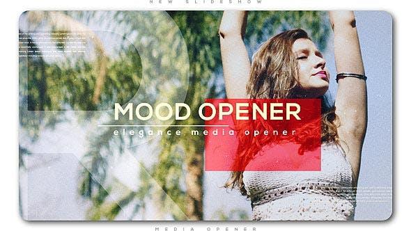 Mood Media Opener | Slideshow