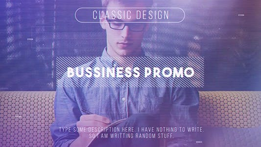 Thumbnail for Business Promo