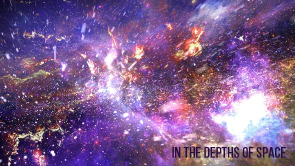 In The Depths Of Space