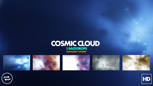 Thumbnail for Cosmic Clouds