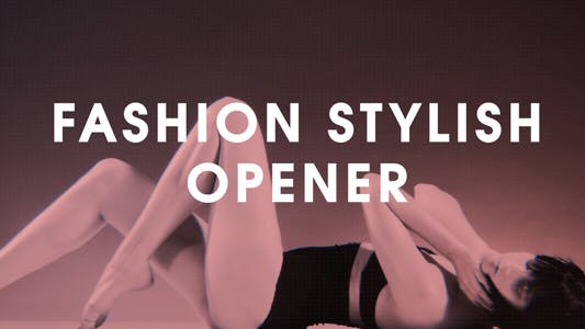 Thumbnail for Fashion Stylish Opener
