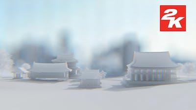 3D Seoul City