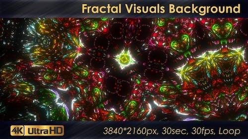 Fraktal-Visuals