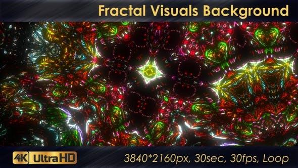 Thumbnail for Fractal Visuals
