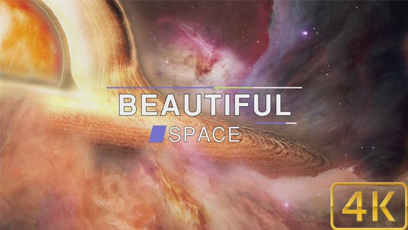 Thumbnail for Beautiful Distant Abstract Space Background