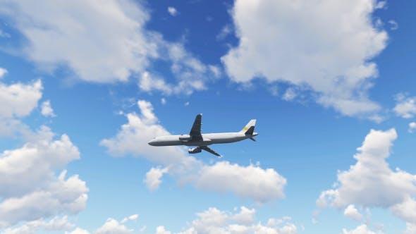 Thumbnail for Jet Plane Fly Over