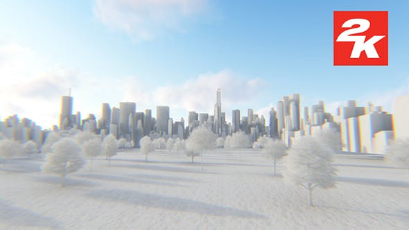 3D Central Park In New York City