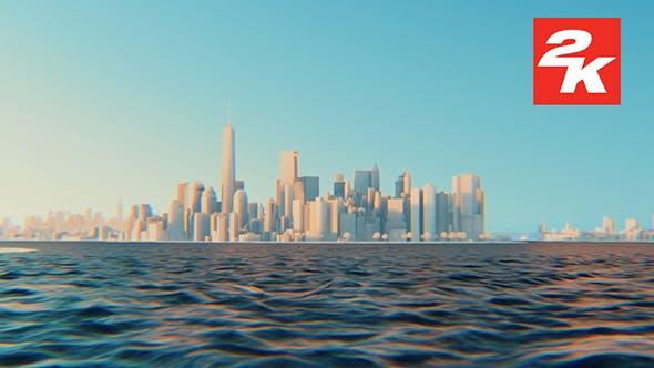 Thumbnail for 3D New York City 5