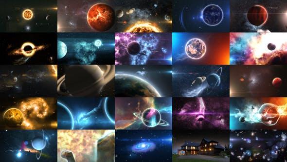 Thumbnail for Solar System Massive Kit