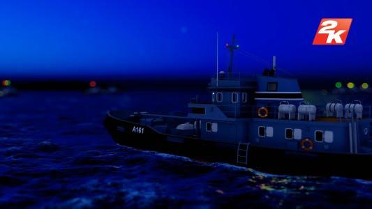 Thumbnail for Ship at Night