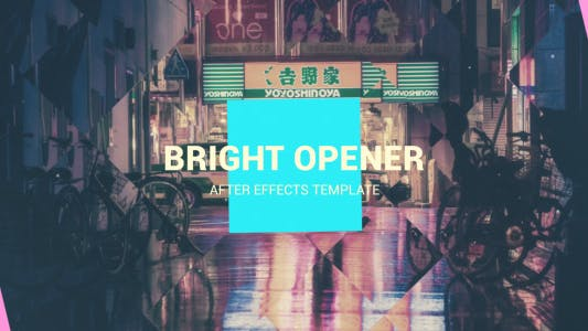 Thumbnail for Bright Opener