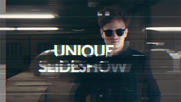 Thumbnail for Unique Slideshow