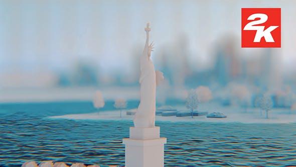 Thumbnail for 3D New York 10