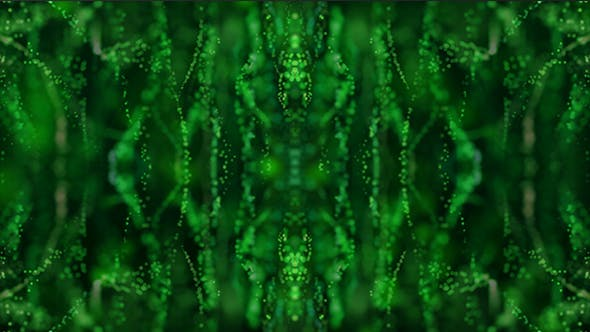 Thumbnail for New Green Kaleido Particles