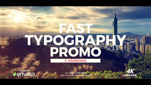 Thumbnail for Fast Promo