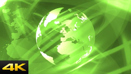 Green Broadcast World