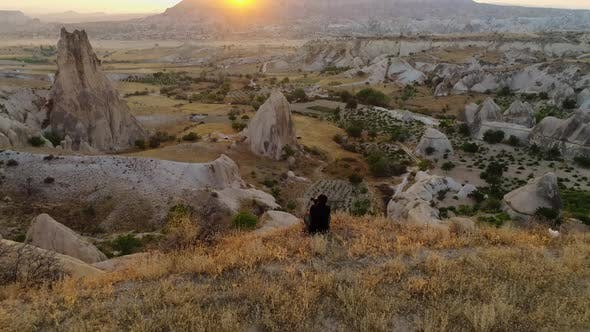 Thumbnail for Cappadocia Sunset With Photographer