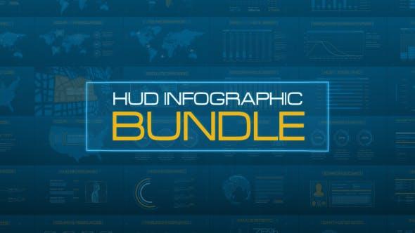 Infographie HUD