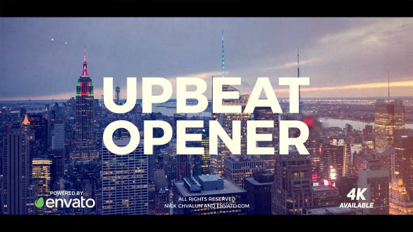 Thumbnail for Upbeat Opener