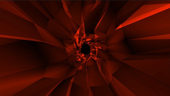 Epic Red Tunnel Intro
