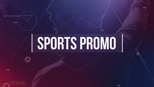 Cover Image for Sports Promo