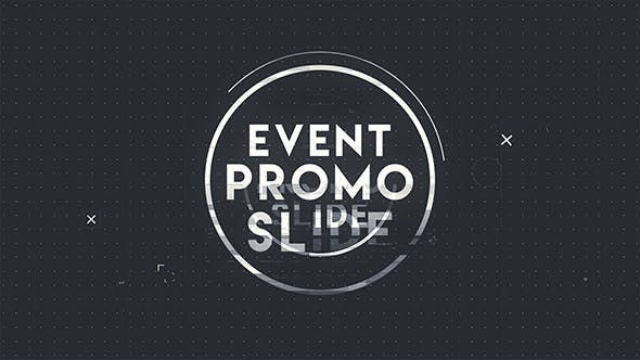 Abstract Event Promo