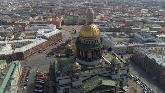 Thumbnail for St. Isaac's Cathedral of St. Petersburg