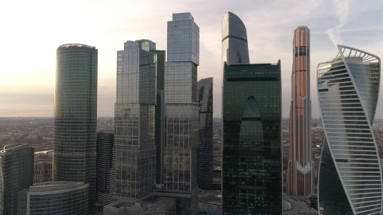 Thumbnail for Business Center Moscow City