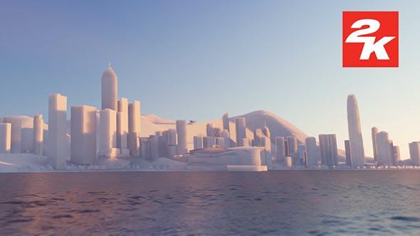 Thumbnail for 3D Hong Kong