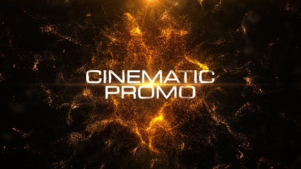Thumbnail for Cinematic Promo
