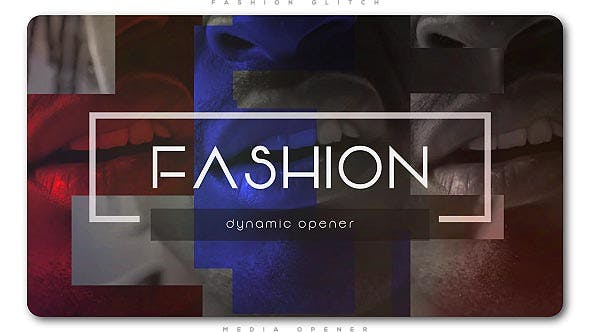 Thumbnail for Fashion Dynamic Media Opener