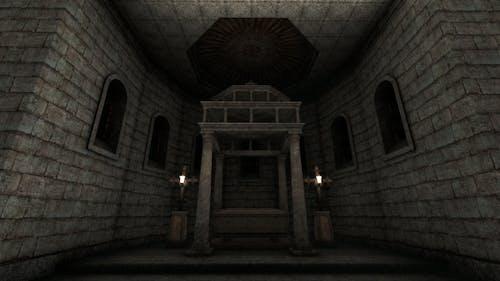 Medieval Tomb
