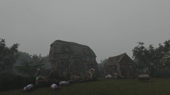 Thumbnail for Medieval Cottage