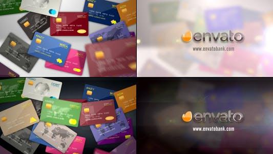 Thumbnail for Revelar el Logo de la tarjeta prepagada de débito de crédito