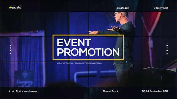 Thumbnail for Corporate Event / Conference Promo / Meetup Opener / Business Coaching / Speakers