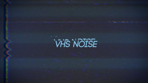 Thumbnail for VHS Noise 3
