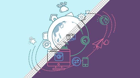 Thumbnail for Global Digital World