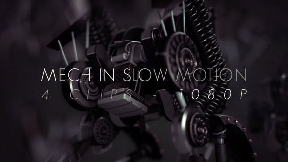 Thumbnail for Mech in Slow Motion