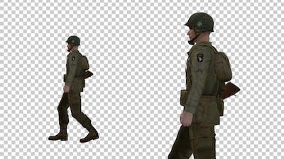 Soldier Walk