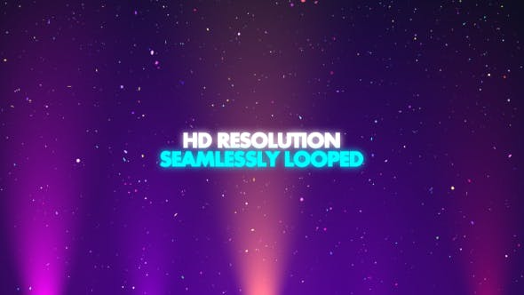 Thumbnail for Spotlight & Confetti