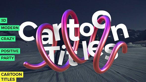 Thumbnail for Ligne de remontage - Titres de dessins animés