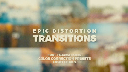 Thumbnail for Distortion Transitions