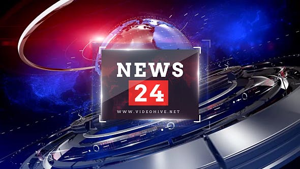 Thumbnail for News 24 (Broadcast Pack)