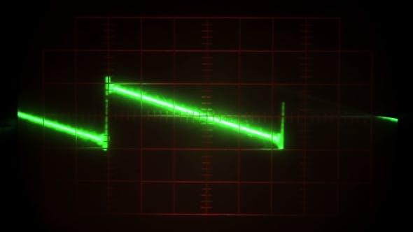 Thumbnail for Reading a Signal Pulse on a Classic Oscilloscope