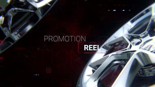 Thumbnail for Auto Promotion Reel