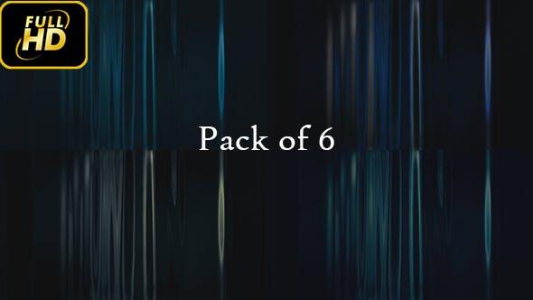 Thumbnail for Blue Velvet Curtain Backgrounds Loops