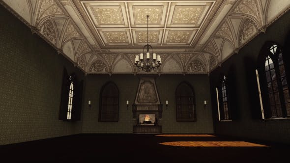 Thumbnail for Medieval Hall Architecture